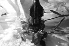 Musik und Poesie Stockfoto