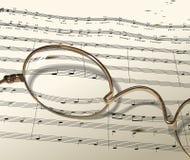 Musik (Vektor) Stockbilder