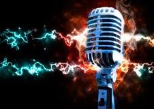 Musikabbildung Lizenzfreie Stockfotos
