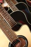 musikal för 11 instrument Arkivfoto