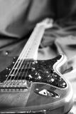musikal för 6 instrument Arkivfoton