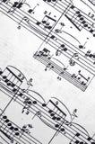 musikalen bemärker arket royaltyfri illustrationer