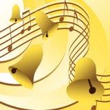 Musikalische Bell Lizenzfreie Stockfotografie