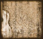 Musikalischer Hintergrund Lizenzfreie Stockbilder