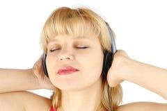 Musikalisches Portrait Lizenzfreies Stockfoto