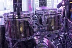 musikaliska instrument Royaltyfria Foton