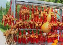 musikaliska kinesiska folk instrument Royaltyfri Fotografi