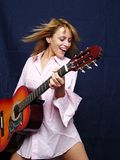 Musiker Lizenzfreies Stockfoto