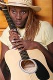 musiker royaltyfri foto