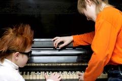 Musiker Stockfotos