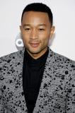 Musiker John Legend royaltyfria bilder