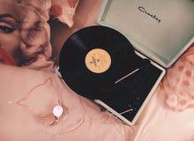 Musikförälskelse Royaltyfri Fotografi