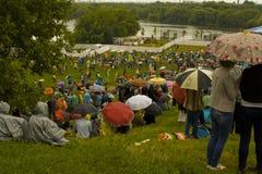 Musikfest Arkivbild