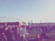 Musikfestival Στοκ Φωτογραφίες