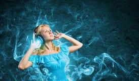 Musikfreund Lizenzfreie Stockfotos
