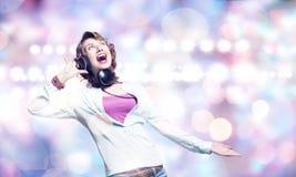 Musikfreund Lizenzfreie Stockbilder