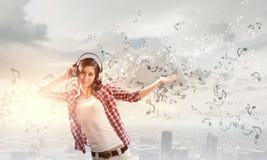 Musikfreund Stockbilder