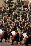 Musikgruppenspielen Lizenzfreies Stockbild
