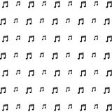 Musikhintergrundikonen stellten groß für jeden möglichen Gebrauch ein Vektor eps10 Stockfotos