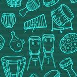 Musikhupe stellte 3 ein Trommeln eingestellt perkussion Verschiedene Varianten der Farbe sind möglich Stockfotos