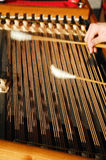 Musikinstrument 3 Stockfotos