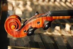 Musikinstrument 4 Lizenzfreies Stockfoto
