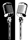 Musikinstrument der Karikatur Lizenzfreie Stockbilder
