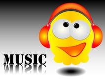 Musikkonzept Lizenzfreies Stockfoto
