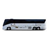 Musikmusikbandet turnerar bussen Royaltyfri Fotografi