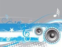Musikthema Stockbilder