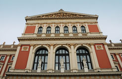 Musikverein Royalty Free Stock Images