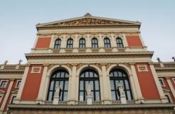 Musikverein Royalty Free Stock Images