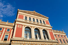 Musikverein, Vienna Stock Photo