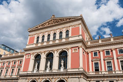 Musikverein Vienna Royalty Free Stock Images