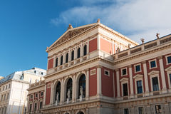 Musikverein Vienna Royalty Free Stock Photography