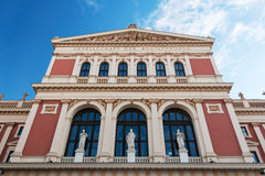 Musikverein Vienna Royalty Free Stock Image