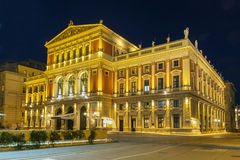 Musikverein, Vienna Royalty Free Stock Photos
