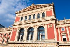 Musikverein, Wenen royalty-vrije stock foto's