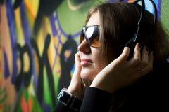 Musikzeit. Lizenzfreies Stockbild