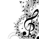 Musique   illustration stock
