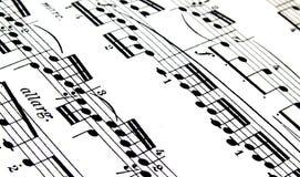 Musique Photo stock