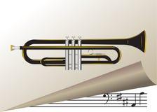 Musique. illustration stock