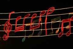 Musique. Photos stock