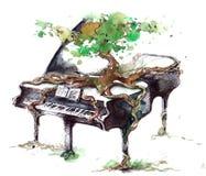 Musique illustration de vecteur