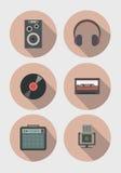 Musique Photos stock