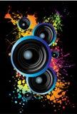 Musique Photographie stock libre de droits