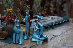 Musique chinoise Kabuki Photos stock