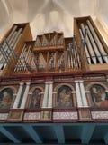 Musique d'église photographie stock