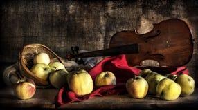 Musique d'automne Photos libres de droits