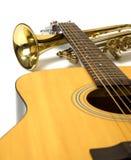 musique d'instruments Image libre de droits